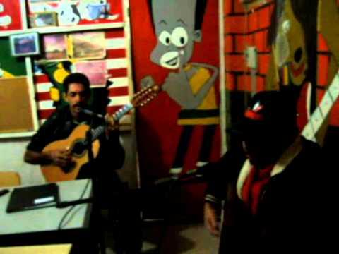 Zé Rochedo e Luizinho ao vivo na Firmense FM - Senador Firmino  - MG.