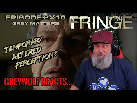 Fringe - Season 2 Episode 2x10 'Grey Matters' REACTION & REVIEW