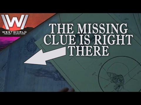Westworld (HBO) Episode 7: Secret Prototype Plans Are In Plain Sight