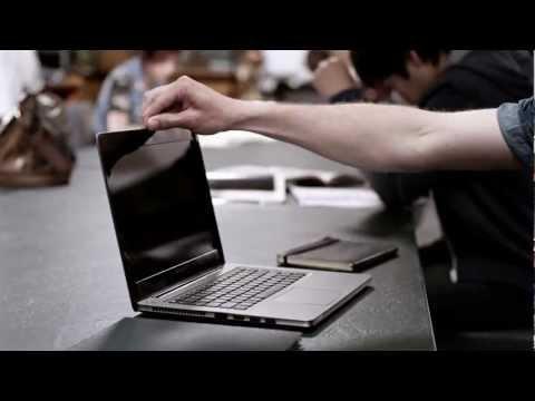 Představení ultrabooků Lenovo IdeaPad U310 a U410