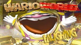 WARIO LAUGHING
