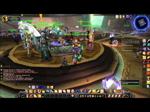 Eternal-WoW 3.3.5a Private Server: Overview of Remorse 255 Fun Realm