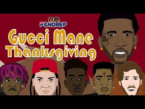 Thanksgiving w/ 21 Savage, Lil Yachty, Young M.A. Desiigner, Lil Uzi, Lil Dicky & Gucci Mane