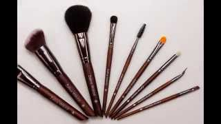MakeUp Brush Collection by Zalina Wälchli