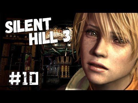 Стрим #20 (Silent Hill 3 #10) Качество - Трансляция