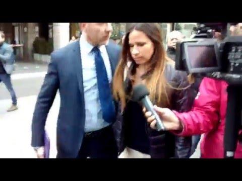 Caso Yara, la moglie di Bossetti in tribunale