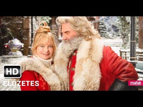 Karácsonyi krónikák Második rész Hivatalos elzetes