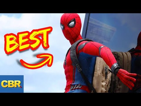 10 Reasons Spiderman: Homecoming Will Be The BEST Spidey Movie