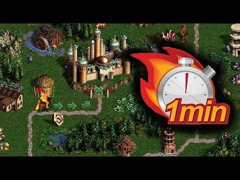 Nostalgia Gaming: Heroes 3 - Jedno minutowe tury! | Kody STEAM co 100 subów!