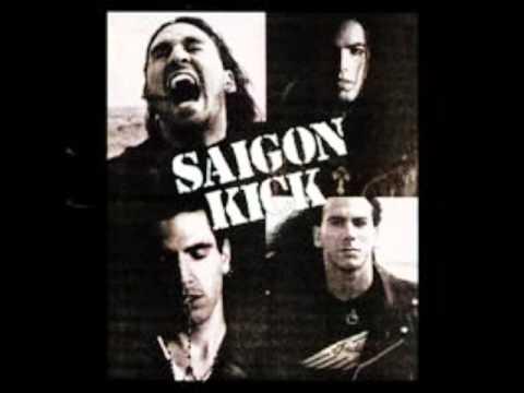 Tekst piosenki Saigon Kick - Acid Rain po polsku