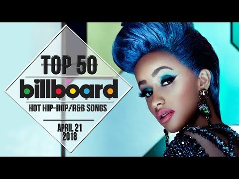 Top 50 • US Hip-Hop/R&B Songs • April 21, 2018 | Billboard-Charts
