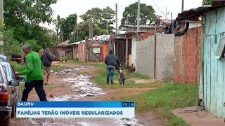 Programa vai regularizar imóveis de seis bairros de Bauru até o fim do ano