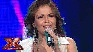 مروى أحمد - الفرصة الأخيرة - العروض المباشرة الأسبوع 6 - The X Factor 2013