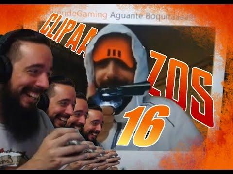 CLIPAZOS #16 - Reaccion a Clips de Twitch -