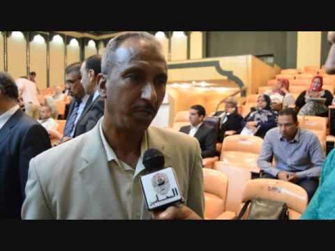 محمد عثمان نقيب شمال خلال اجتماع مجلس النقابة العامة والنقابات الفرعية