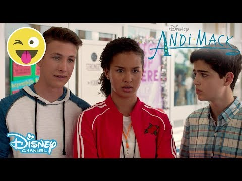 Andi Mack | Season 3 - Episode 4 First 5 Minutes | Disney Channel UK
