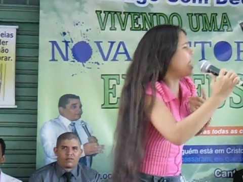 Domingo com Deus AD. Mairipotaba Cantora Nayara Santana