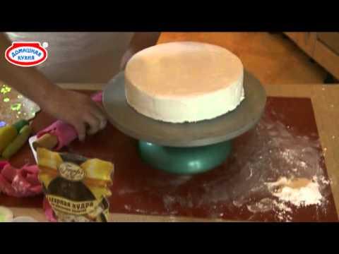 Марципановый пирог