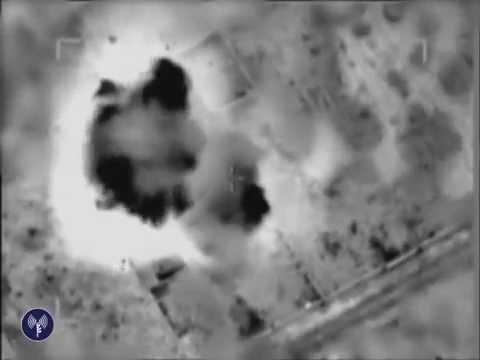 En réponse aux tirs de roquettes, Tsahal cible des sites terroristes à Gaza