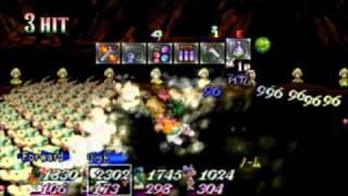 Tales of Eternia - Boss 6: Gnome - Hard (1,000th Video!!!)