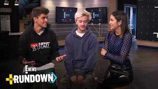 Download Video How Well Do Jack & Jack Know Each Other?   E! News MP3 3GP MP4