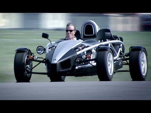 Ariel Atom: Insane Speed Machine (HQ) | Top Gear | Series 5 | BBC