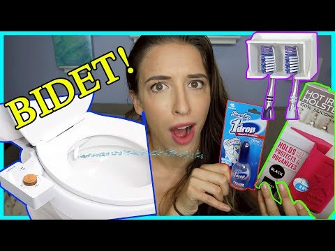 Testing Bathroom Products!