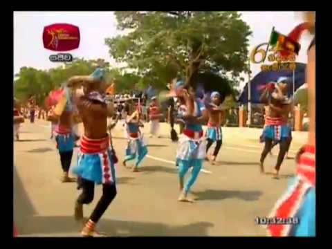 64th National Independence Day Celebration Of Sri Lanka Live From Anuradhapura Part 10