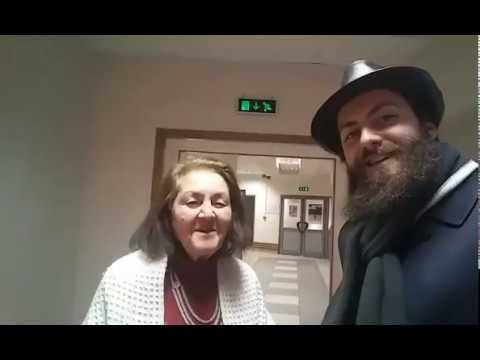 Поздрав от Нушка Григорова  телевизионната легенда на БНТ за Радио Гама и слушатели!