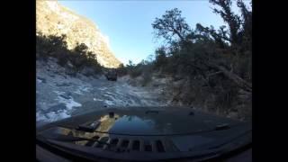 Rocky Gap Road Nevada trailsoffroad com