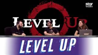 LEVEL UP επεισόδιο 16/4/2018