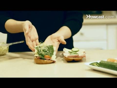 sandwich - Watch more Sandwich Recipes videos: http://www.howcast.com/guides/233-Sandwich-Recipes Subscribe to Howcast's YouTube Channel - http://howc.st/uLaHRS Make th...