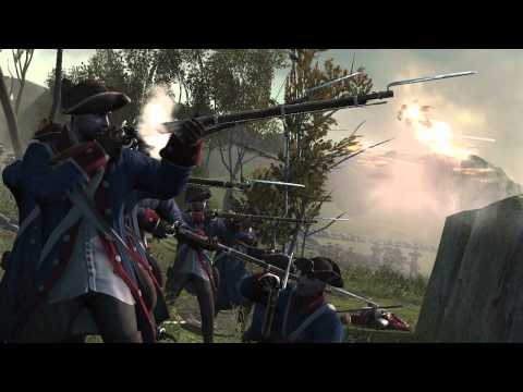 assassinscreedUK - ASSASSIN'S CREED III INVITES PLAYERS TO EXPERIENCE THE UNTOLD STORY OF THE AMERICAN REVOLUTION THROUGH THE EYES OF A NEW ASSASSIN, CONNOR. Designed from the ...
