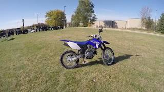 5. 2017 Yamaha TTR 125 - Motorcycle for sale - Lakeville, MN