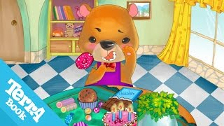 Little bear with tooth decay - a story about a bear who eat too many candies so his tooth get decayFor further information, please go to: http://terrabook.vn