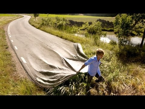 Photography - http://www.ted.com Erik Johansson creates realistic photos of impossible scenes -- capturing ideas, not moments. In this witty how-to, the Photoshop wizard d...