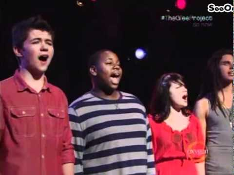Special Final Song - The Glee Project Episode 9