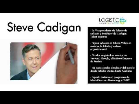 Logistic Summit Mexico 2016: Intro Steve Cadigan