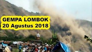 Video Gempa Lombok 20 Agustus 2018 (Terbaru) MP3, 3GP, MP4, WEBM, AVI, FLV Agustus 2018