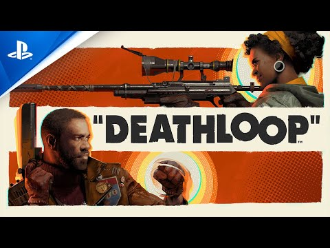 Deathloop : PS5 Trailer
