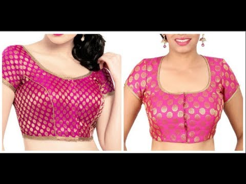 Video Front Open Princess Cut Blouse with Boat Neckline | Tamil download in MP3, 3GP, MP4, WEBM, AVI, FLV January 2017