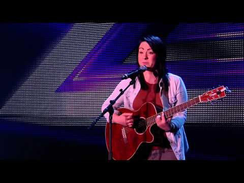 Lucy Spraggan's Bootcamp performance in full - Tea and Toast - The X Factor UK 2012
