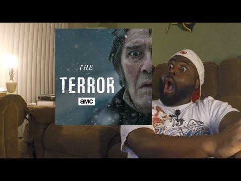 The TERROR S1 EPs 3&4 JamSnugg Reaction