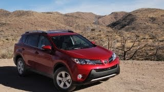 2013 Toyota RAV4 Review