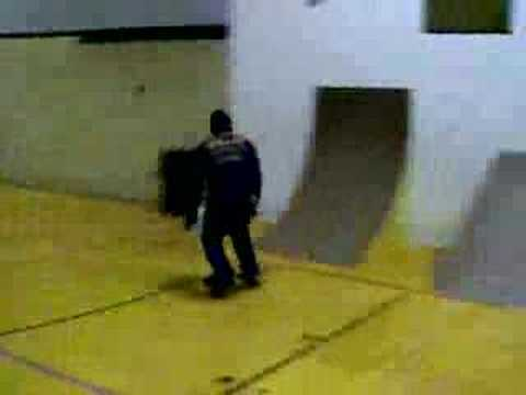 Indoor Skatepark at the Poughkeepsie YMCA