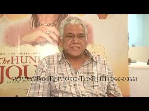 Movie The Hundred Foot Journey Press Meet