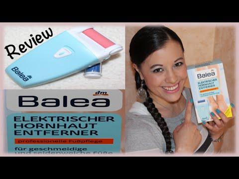 [REVIEW] BALEA ELEKTRISCHER HORNHAUTENTFERNER | NatBittersweet