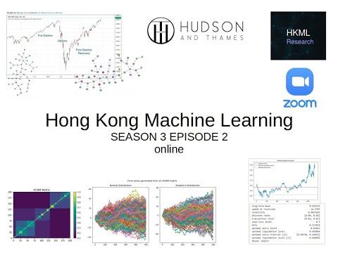 Hong Kong Machine Learning Meetup Season 3 Episode 2