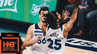Minnesota Timberwolves vs Charlotte Hornets Full Game Highlights | 12.05.2018, NBA Season