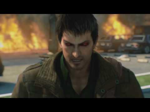 Resident Evil  Damnation 2012   Tyrant Scene Part 3